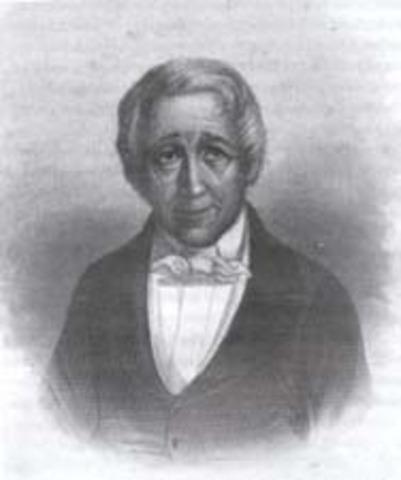Nace Pedro Molina