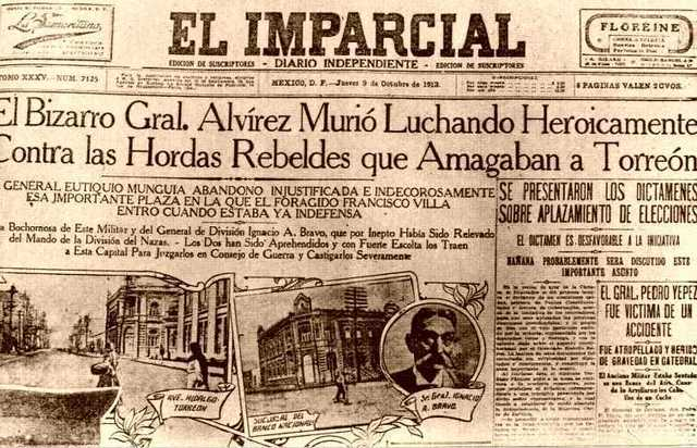 EL IMPARCIAL, DE MÉXICO