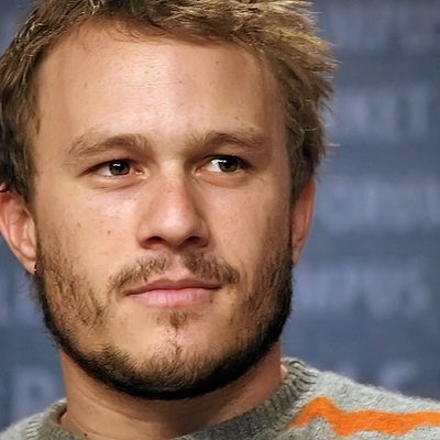 The Biography of Heath Ledger timeline