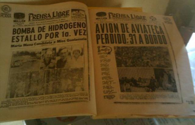 """Nace """"Prensa Libre"""""""