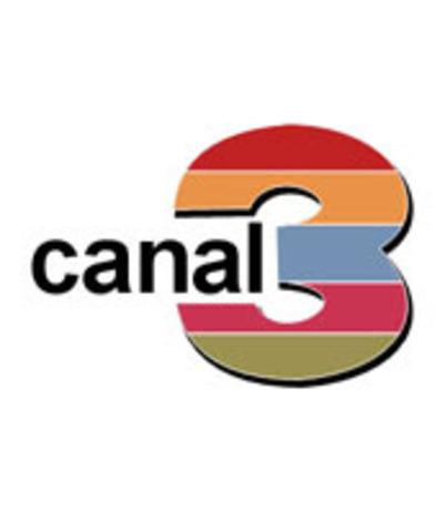 Sale al aire Canal 3 de TV