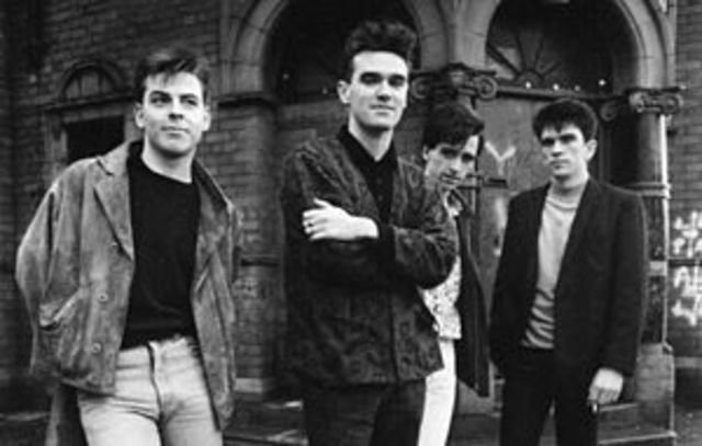 The smiths- there is a light and it never goes out
