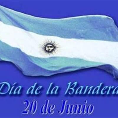 """Proyecto solidario """"Día de la Bandera"""" timeline"""
