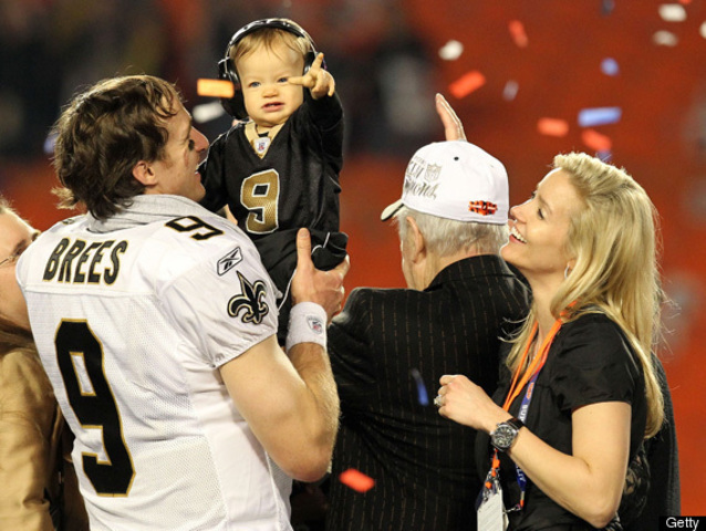 Saints Give Hope To New Orleans