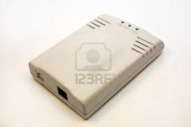 The first Personal Computer Modem is Invented-