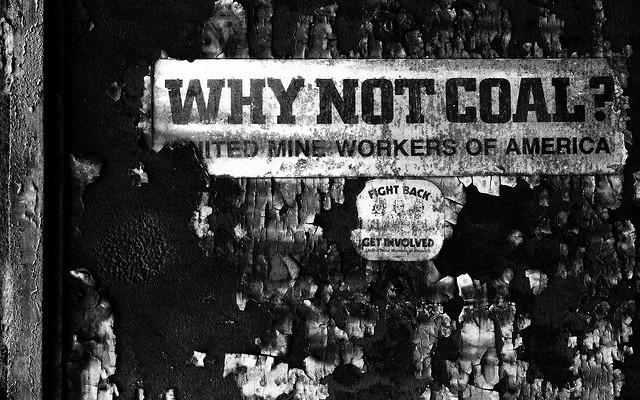 United Mine Workers of America created