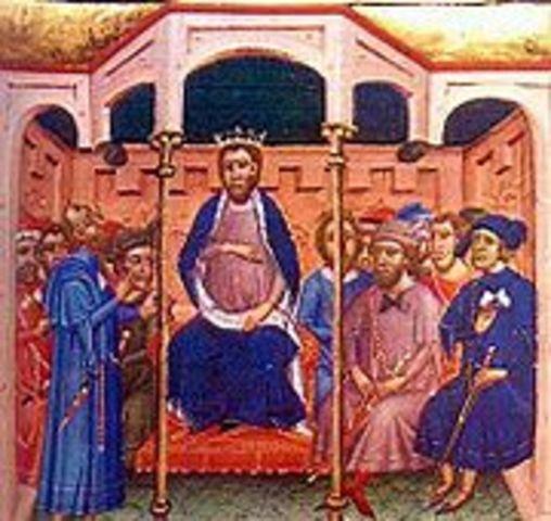 Regnat de Jaume el Just