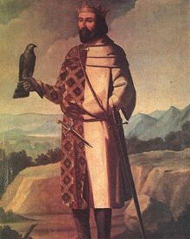 Regnat de Joan I el Caçador