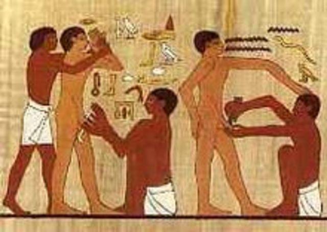 The Practice of Circumcisions