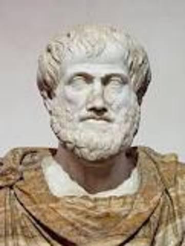 Aristotle Picture (384-322 BCE)