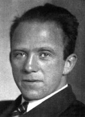 Werner Heisenburg Picture