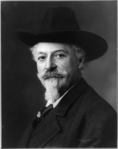 Buffalo Bill: King of the Border Men
