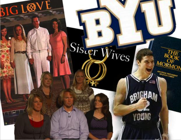 Polygamy ended as a mormon practice officially