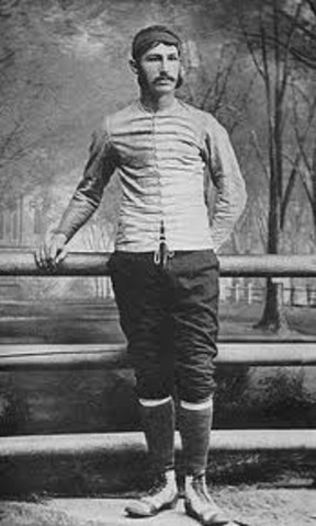 Walter Camp Changes Rules
