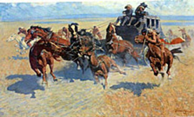 Apache's Attack