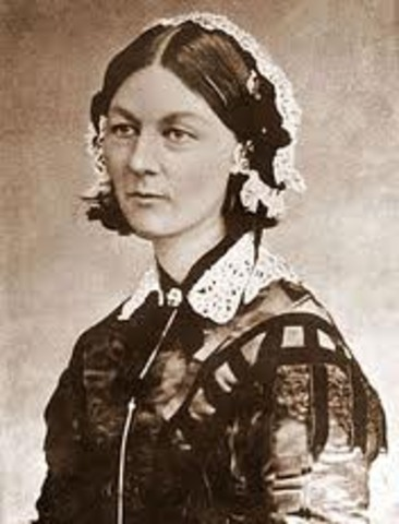 Florence Nightengale is the founder of modern nursing.