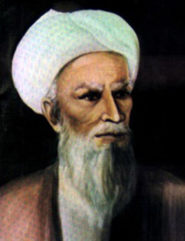 Rhazes was an Arab physician who began the use of animal gut for suture material.