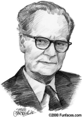 Burrhus Frederick Skinner comenzó con sus escritos del conductismo