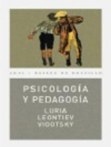 Psicología pedagógica