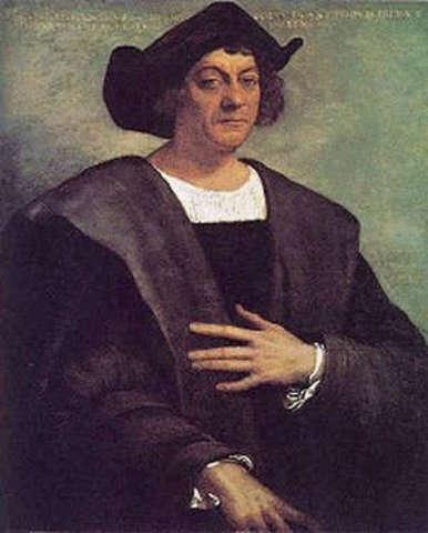Columbus's trip