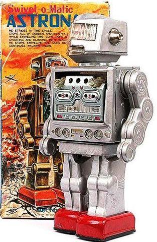 US gives public robots