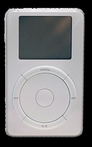 IPOD clasic - primera generacion