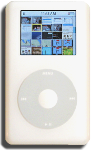 IPOD classic - cuarta generacion