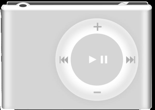 IPOD shuffle - 2G