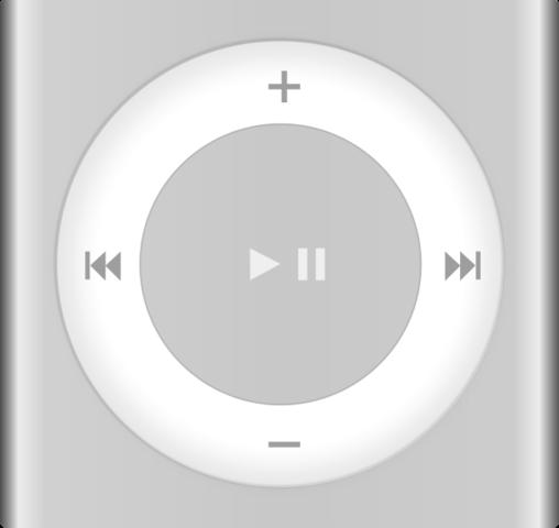 IPOD shuffle - 4G