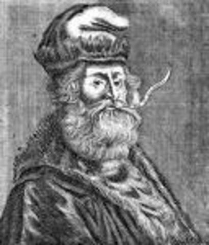 Neixement de Ramon Llull