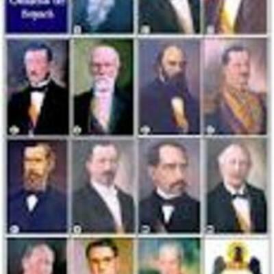 los ultimos 15 presidentes de colombia timeline