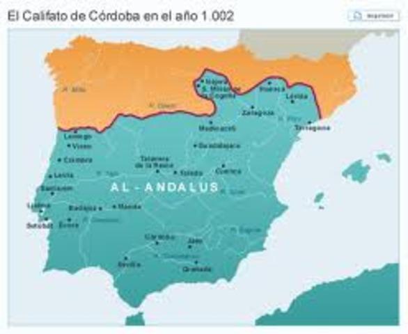 Final del Califat de Còrdoba