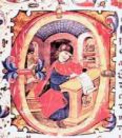 Neixement de Cerveri de Girona