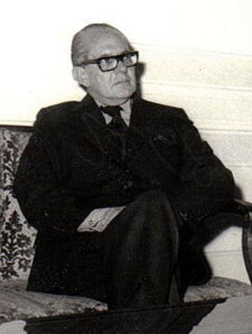 (1974-1978) Alfonso López Michelsen
