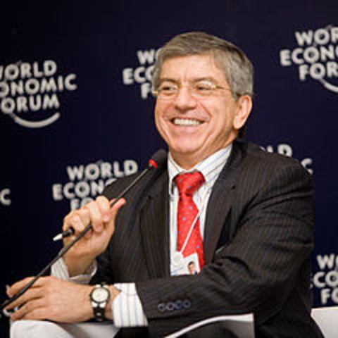 (1990-1994) César Gaviria Trujillo