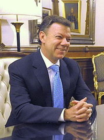 (2010-2014 ) Juan Manuel Santos Calderón