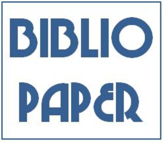 Bibliopaper