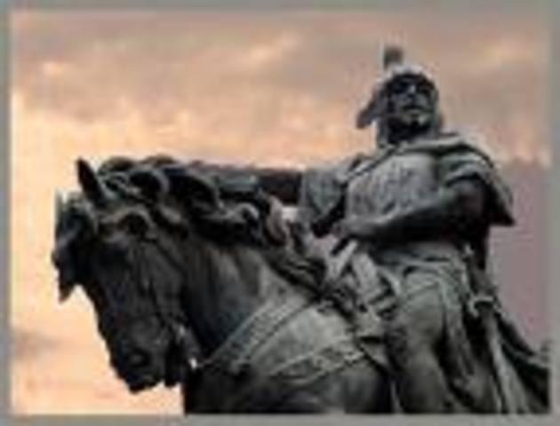 Mort del rei Jaume I