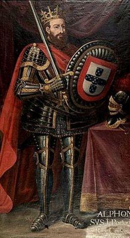 King Affonso I,