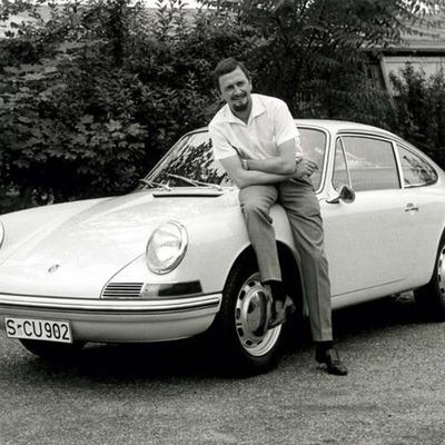Ferdinand Porsche timeline