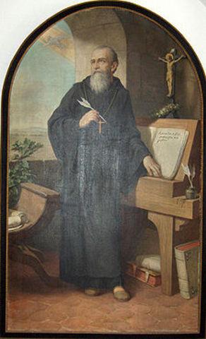 Fundació de l'orde monacal