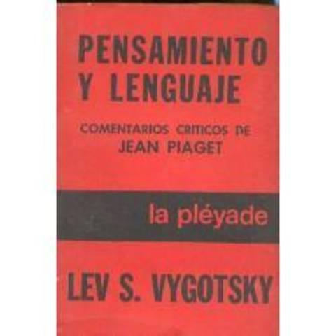 Obra mas importante de Vigostky