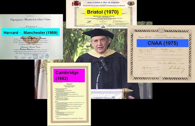 Doctorados de honor