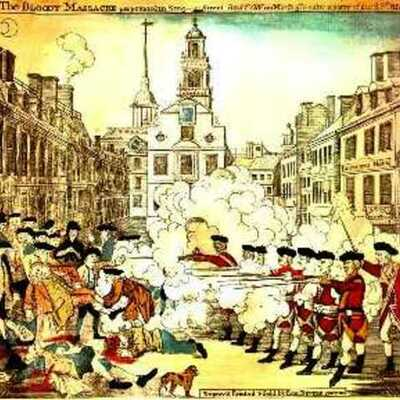 The Road to the American Revolution: 1763-1776 timeline