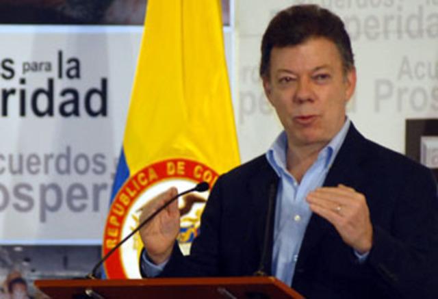 SE CUMPLE 1 AÑO DE LA ELECCIÓN DE SANTOS