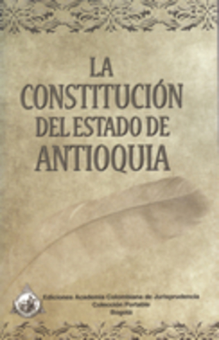 CONSTITUCION DE ANTIOQUIA 1812