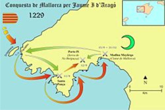 Reconquesta de Mallorca