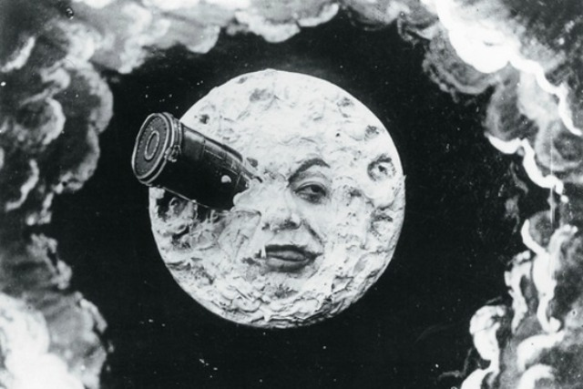 A Trip to the Moon Is realeased