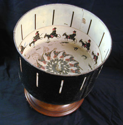 Zoetrope Invention