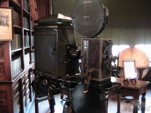 Thomas Edison Creation of the Kinetoscope